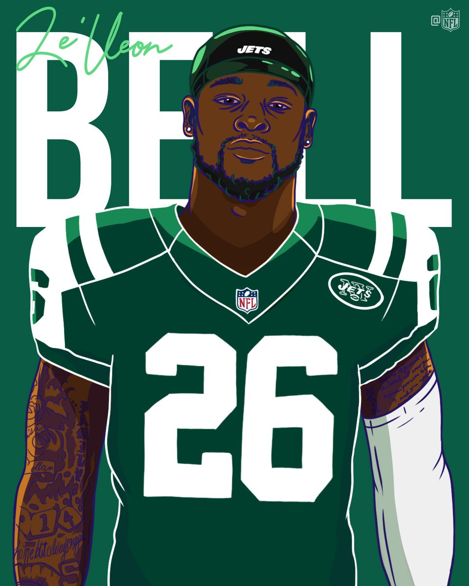 Le Veon Bell Jets
